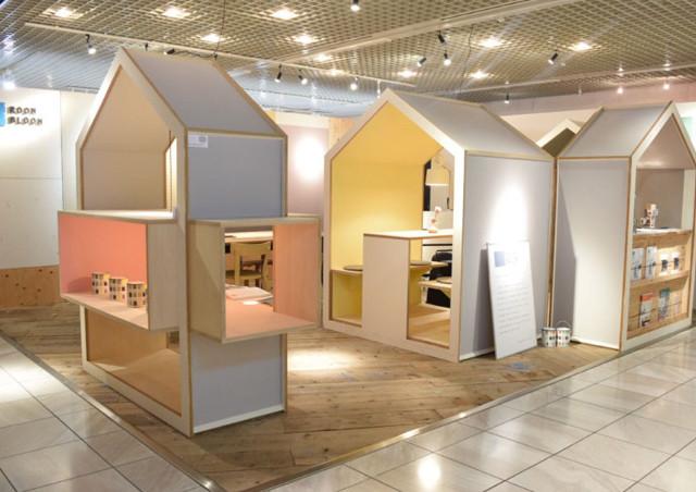 家具のペイントをシミュレーションするならROOMBLOOMのショールームへ
