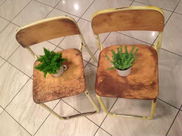 10月19日・20日『プロのペイント技術を使ってアンティークな椅子を作ろう』ワークショップ