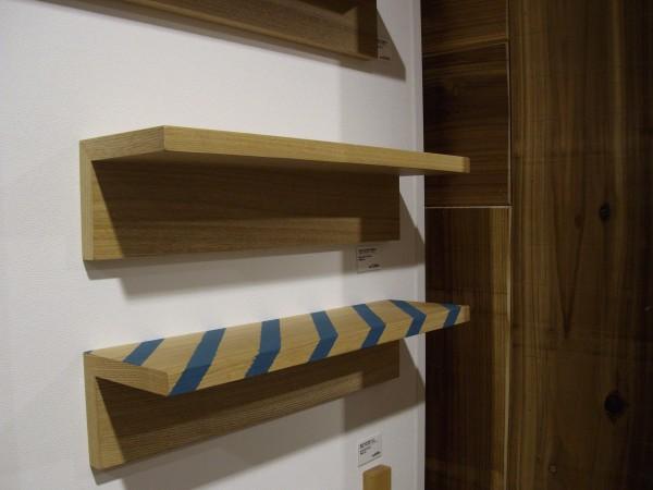無印良品 難波×ROOMBLOOM 無印良品の「壁に付けられる家具」を塗ろう!ワークショップ