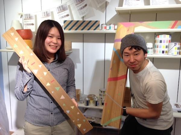 【大阪開催】無印良品の「壁に付けられる家具」を塗ろう!ワークショップ