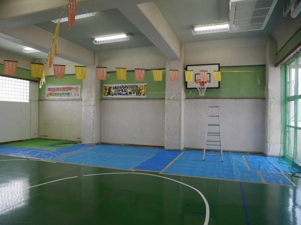 大原児童センター 遊戯室