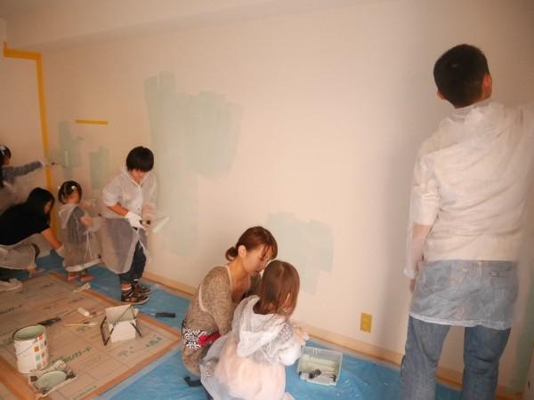 【特別企画】Paint Party ROOMBLOOM × Beat HOUSEスケルトン物件をROOMBLOOMカラーでペイントしよう!