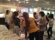 2014.12.06【東京】ROOMBLOOM×ジュブリー〜賃貸でもおしゃれに〜ワークショップ