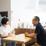 ペイントと家族の暮らしを想うこと〜ご主人のペイント奮闘記〜